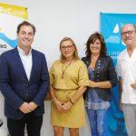 La Junta Local de Puente Genil de la AECC firma un acuerdo con Clínica Parejo y Cañero Hospital de Día