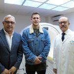 Pruebas Médicas de Víctor Alonso, nuevo fichaje del BM Ángel Ximénez