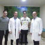 Pruebas médicas – Campeón Triatlón Andalucía Sub23 – Luis Márquez.