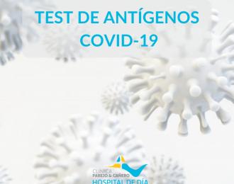Test de Antígenos Covid19
