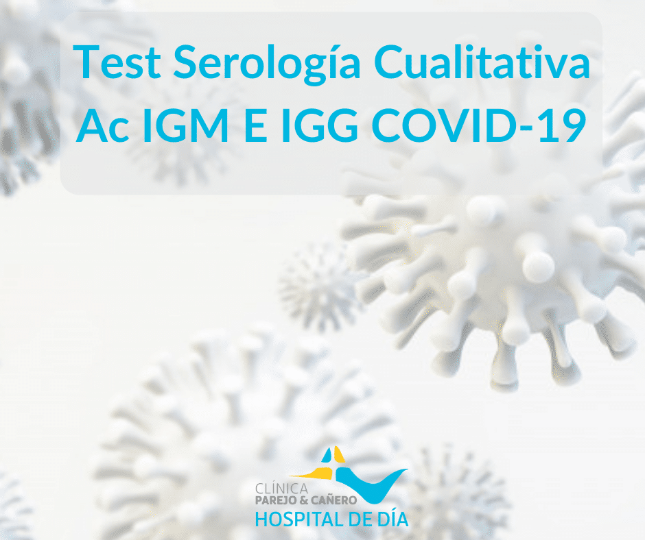 Test Serología Cualitativa COVID-19