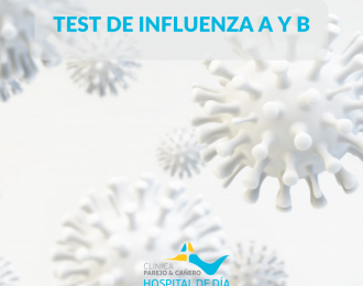 Test Influenza A y B