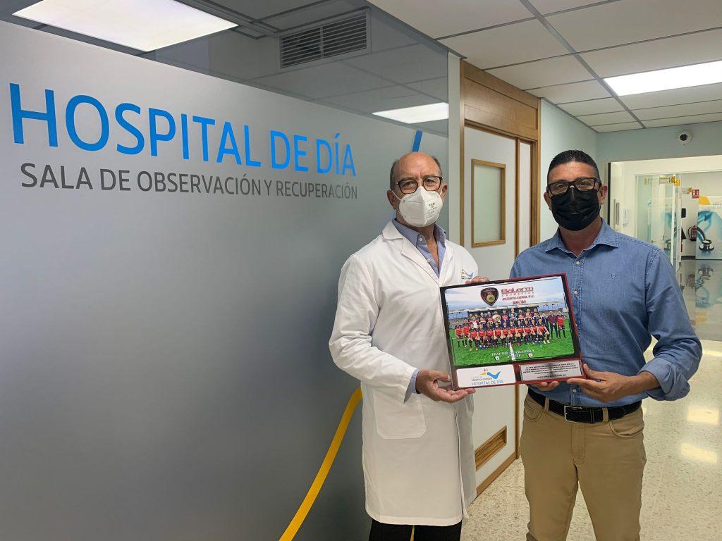 Ssalerm Cosmetics Puente Genil en hospital PyC