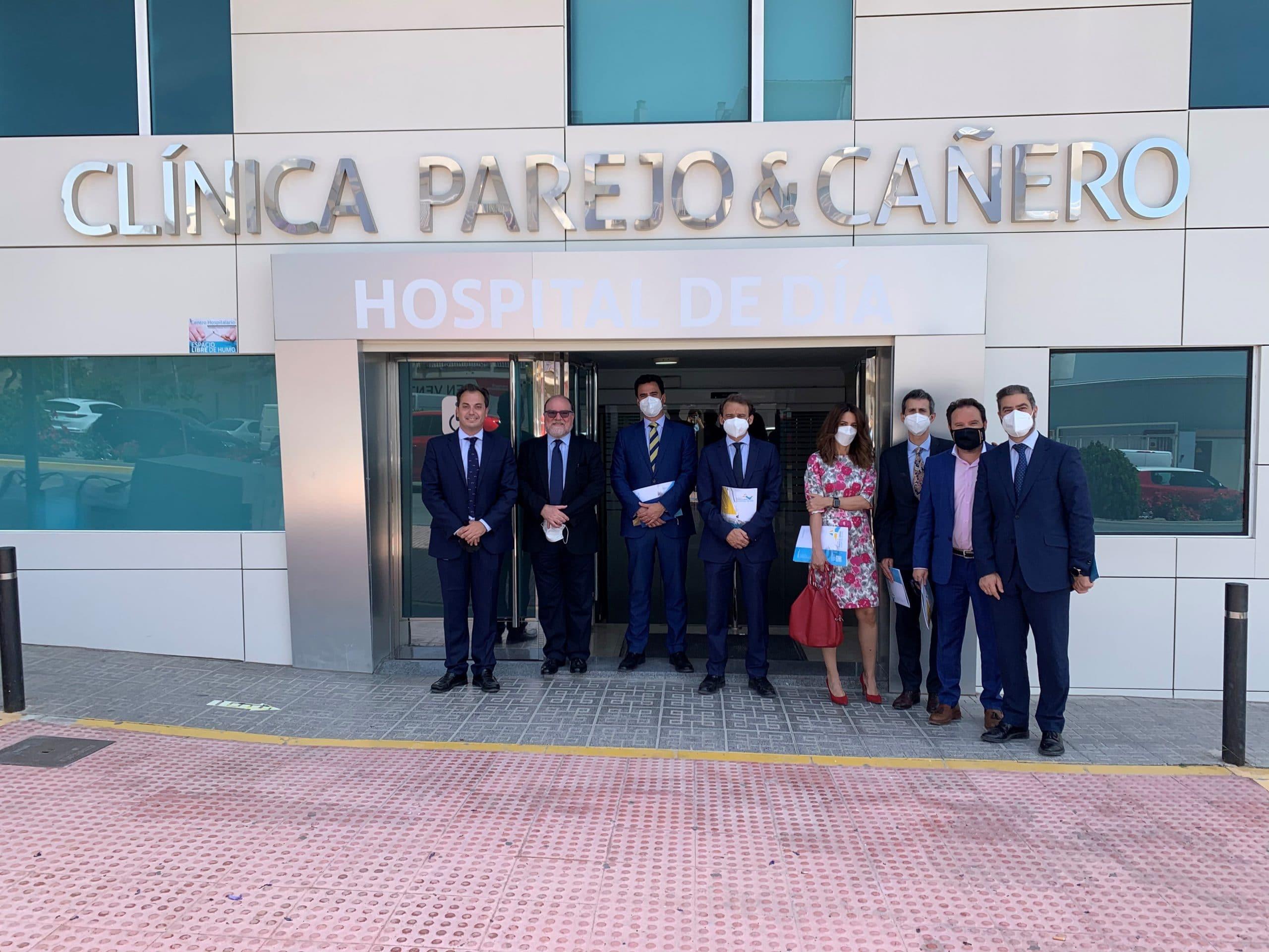 visita clínica PyC Adeslas