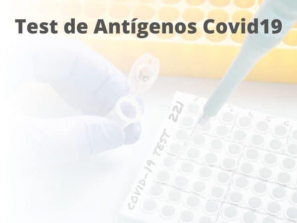 Test Covid19 Parejo y Cañero