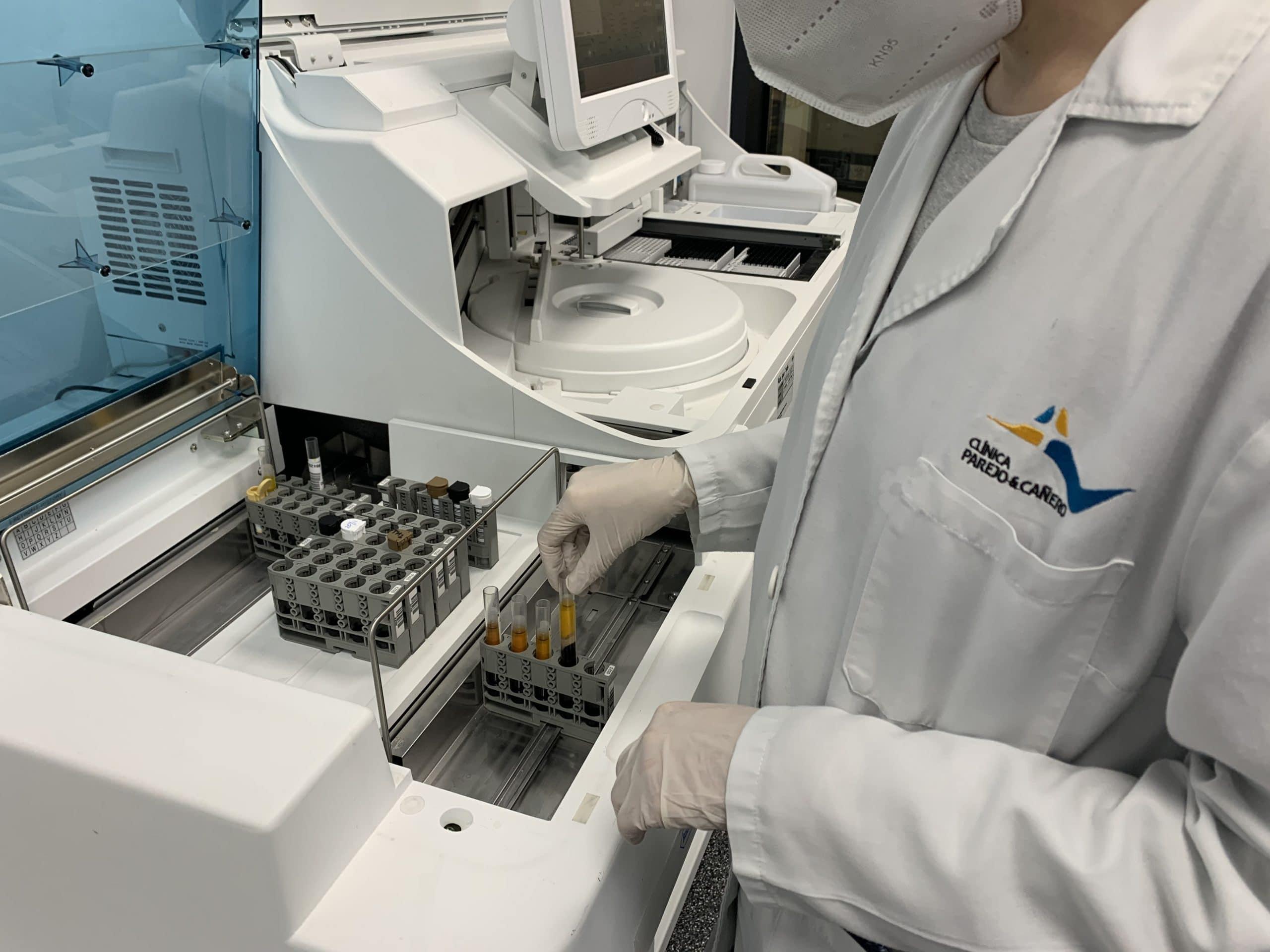 Laboratorio PyC